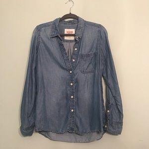 Denim Style Shirt